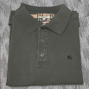 Burberry polo used